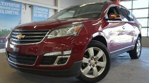 2016 CHEVROLET TRAVERSE AWD LT