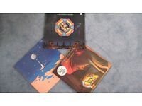 ELO - Electric Light Orchestra - 3x Vintage Vinyl Albums