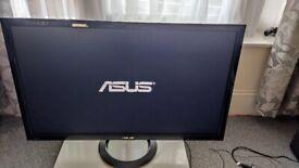 ASUS vx278h, 27 inch 1080p gaming monitor