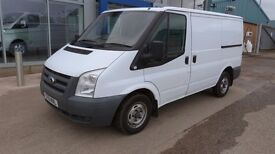 FORD TRANSIT 85 T280M FWD PANEL VAN 2011 LOW ROOF