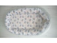 Newborn Baby Cocoon Sleep Nest Cushion