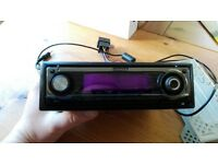 Kenwood KDCw7537u Headunit /AUX