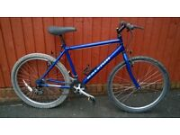 Raleigh Men Mountain Bike... Trusted Brand and Quality Bike.. Tough and Reliable...£59.00