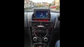 Mazda Rx8 sat nav system