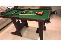 Kids pool table *offers*