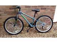 Apollo Switch child's bike 12 inch frame, 24 inch wheels. Fantastic condition.