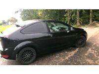 Ford focus zetec facelift model