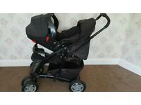 Graco Pram pushchair 3 in 1