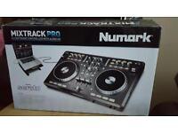 Numark Mixtrack Pro Dj with Serato