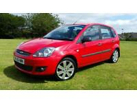 2006 Ford Fiesta Zetec Climate with only 37,000 miles! Immaculate!!