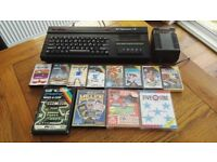 ZX Spectrum +2A Bundle - Excellent condition - Serviced - With Software and Manual
