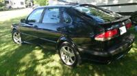 2001 Saab 9-3 SE 5-speed manual