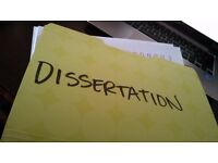 (Ben) - Dissertation Tutor 45 subjects - essay help, editing, proofreading, outline plans, proposal