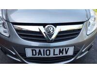 2010 Vauxhall Corsa 1.2i 16v SE 33,300 miles with full service history.