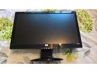 "HP s2031a Monitor 20"" 1600x900pixels"