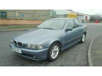 2003 BMW E39 525D SE AUTO MET BLUE LOW MILES FULL SERVICE HISTORY LOW MILES LOVELY FAMILY CAR