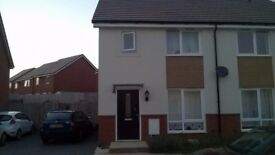 BRISTOL TO LONDON. SWAP A NEWLY BUILT 2 LARGE BEDROOM HOUSE