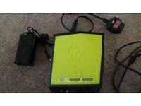 D-Link Boxee Media Streaming Box with remote