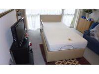 Electric adjusting bed