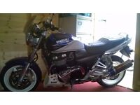 susuki gsx1400 immaculate condition