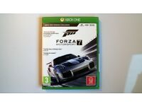 Forza Motorsport 7: Standard Edition (disc and case is in excellent condition)