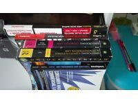 GCSE/UNIVERSITY BOOKS