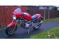 Ducati Monster m750 1998