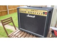 Marshall JCM 2000 DSL-201 - 1x12 20 watt all valve combo upgraded with Celestion G12H-30 speaker
