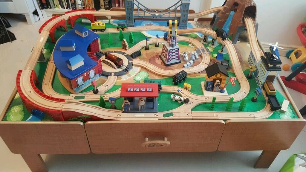 Universe of imagination train table | in Fareham, Hampshire | Gumtree