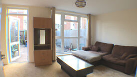 *** THREE DOUBLE BEDROOMS NEWLY REFURBISHED HOUSE with PRIVATE GARDEN***