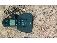 BT phone and cradle for sale