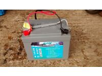 Haze Battery used for golf trolley or simular