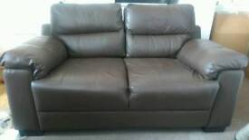 Free two seater sofa