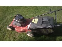 Swap Sovereign Self Propelled Petrol lawnmower Briggs & Stratton 4 HP Motor SWAP