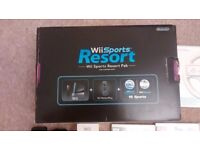 Wii sports resort and 13 games