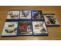 Saw collection blu ray
