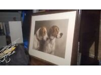 The Pick of the Pack - Stormer and Grasper by Heywood Hardy (cost £450 new in late 80s) central Ldn