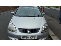 2004 Honda civic 1.7 diesel £500 ono
