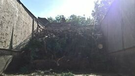 Petes garden clearance rubbish removals tree surgeon