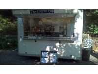 Catering Trailer, very clean, fully equipped, ready to start trading - Perthshire - £4000