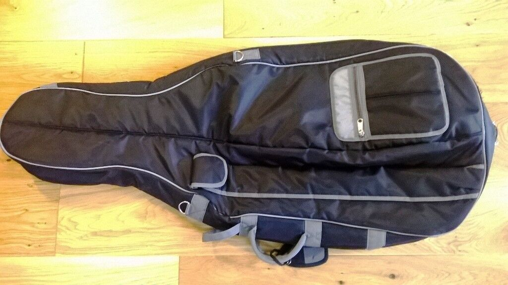 1/2 Size Stringers Paded Cello Case