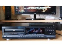 Sony CDP-M69 CD Player MIDI SIZE