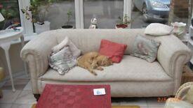 Authentic Victorian Sofa.