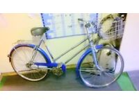 VINTAGE PUCH LOTS NEW PARTS FULLY RESTORED