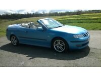 SAAB VECTOR 1.9 TID CONVERTIBLE SOFT TOP (limited eidtion)