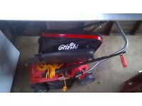 Electric Lawnmower 1600w ( Practically New)