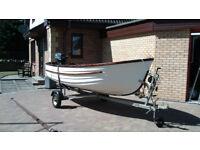 sailing/fishing boat