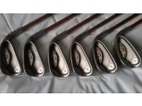Ping G10 Graphite Shafted Irons 5 - PW. Regular Flex. Mint Condition. Right handed.
