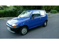 Fiat seicento low mileage new timinh