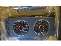 AMD Radeon XFX R9 280X Double Dissipation Black Edition 3GB